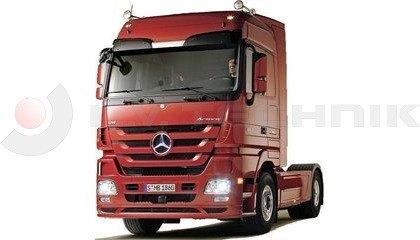 Actros MP3 Mega