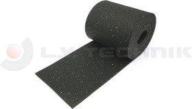 Anti-slip rubber mat 250 x 5000 x 8mm Wistra