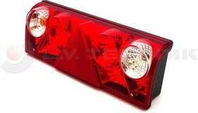 Rear lamp EUROPOINT2 left