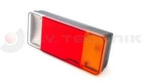Rear lamp Iveco right