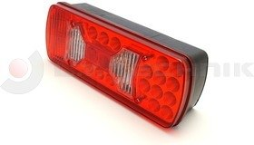 MAN/Mercedes hátsó lámpa LED 24V bal