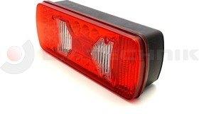 MAN/Mercedes hátsó lámpa LED 24V jobb