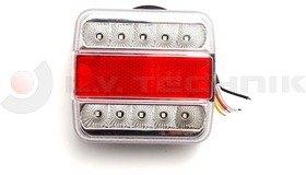 Hátsó lámpa LED LT70 10-30V fehér