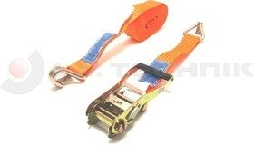 Lashing strap 5t 6m normal with safety hook