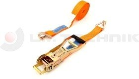 Lashing strap 5t 8m Ergo with safety hook