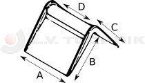 Spanifer élvédő XXL papír 1,79 faktor