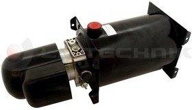 Power pack 24V/2000W 15l metal tank