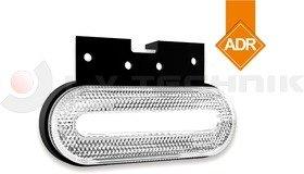 Helyzetjelző fehér LED ADR