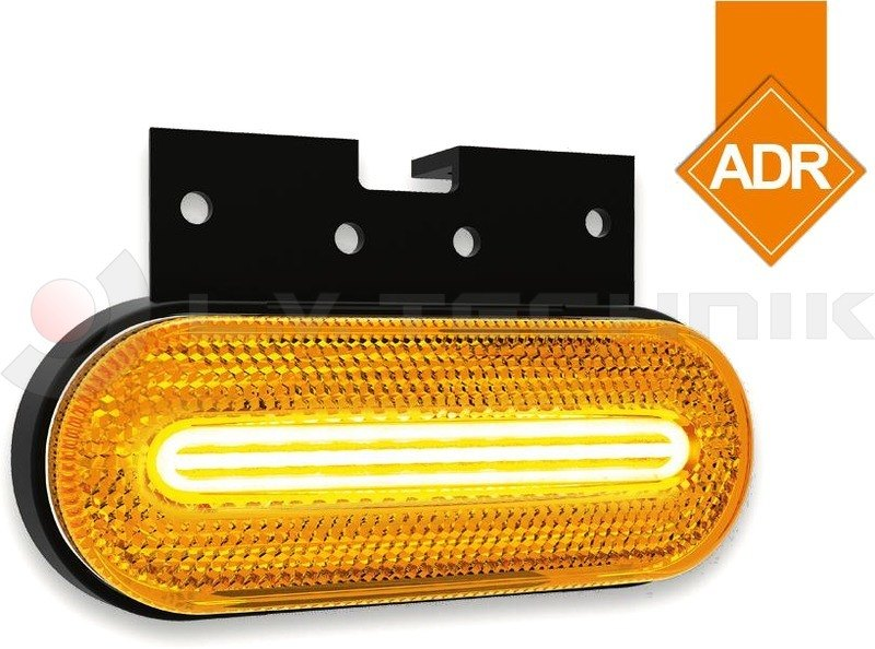 LED clearance lamp yellow 12-36V ADR