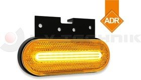 Clearance lamp yellow LED ADR
