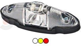 Helyzetjelző FT038 LED piros/sárga/fehér FRISTOM