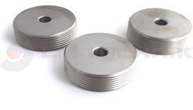 Roller set for thread repair tool 2mm right