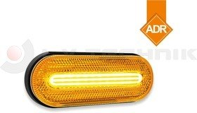Helyzetjelző sárga LED ADR