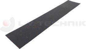 Anti-slip rubber mat 150 x 800 x 3mm
