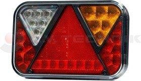 Hátsó lámpa LED FT270 6 funkciós FRISTOM jobb