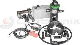 Hidraulika készlet 1,6KW / 1237mm / 6-12t