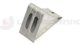 Metal wheel chock E36